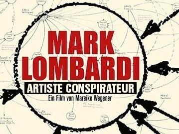 Mark Lombardi Artiste Conspirateur